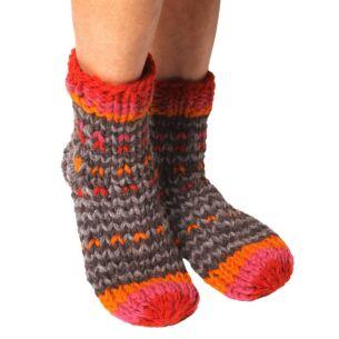 Arica Bark Earth Sofa Socks