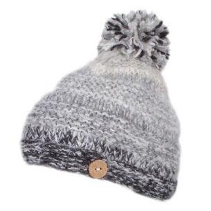 Sierra Nevada Smoke Bobble Beanie Hat