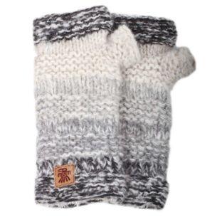 Sierra Nevada Smoke Fingerless Gloves