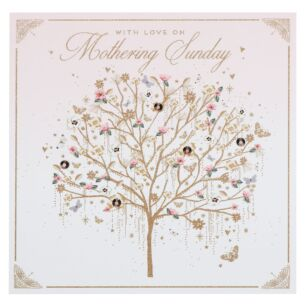 Mothering Sunday Mother's Day Card