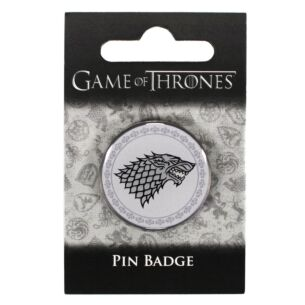 House Stark Pin Badge