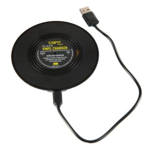Vinyl Wireless Phone Charger