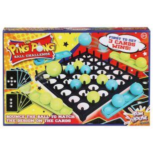 The Ping Pong Ball Challenge Game