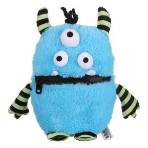 Worry Monster –Blue & Green