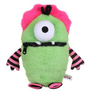 Worry Monster –Green & Pink