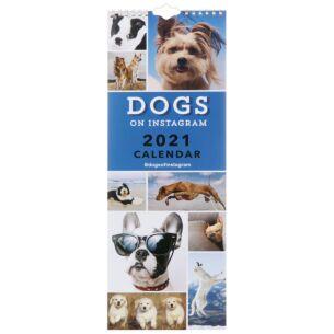 Dogs On Instagram 2021 Slim Calendar