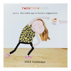 Square 2022 Family Calendar