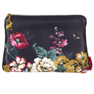 Cambridge Floral Medium Zip Pouch
