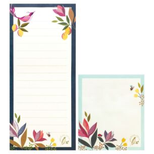 Orchard Set of Two Memo Pads