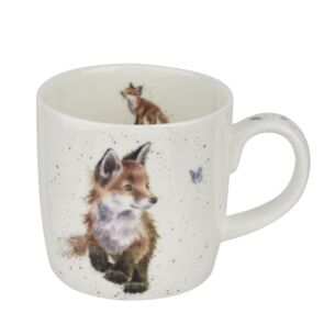 Wrendale Born to Be Wild Mug from Royal Worcester