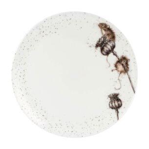 Mouse 10.5 Inch Coupe Plate from Royal Worcester