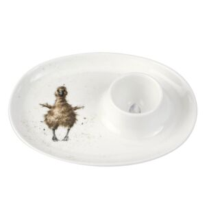 Duckling Egg Saucer from Royal Worcester