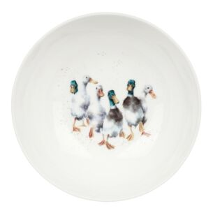 Duck 6 Inch Bowl from Royal Worcester