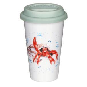 Travel Mug Hermit Crab From Royal Worcester