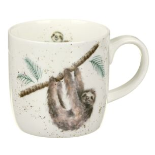 Wrendale Sloth Mug from Royal Worcester