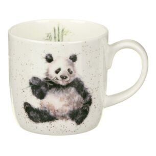 Wrendale Panda Mug from Royal Worcester