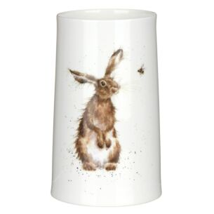 Hare and Bee Vase