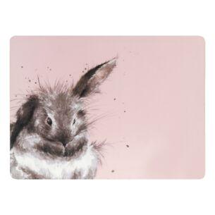 Rabbit Placemats Set of 6