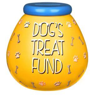 Dog Treat Fund Money Pot