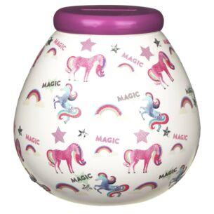 Unicorn Magic Money Pot