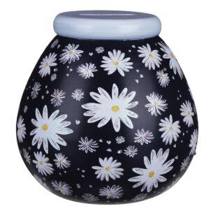 Daisy Money Pot