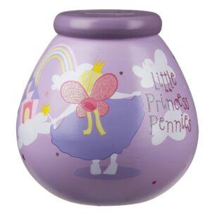 Pot of Dreams Little Princess Money Pot