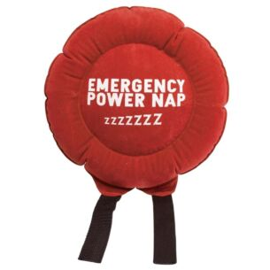 Emergency Power Nap Inflatable Dozing Pillow