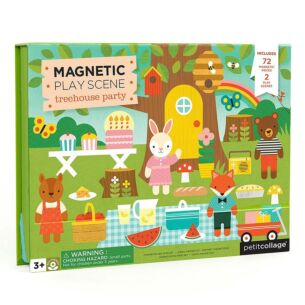 Magnetic Play Scene – Treehouse Party