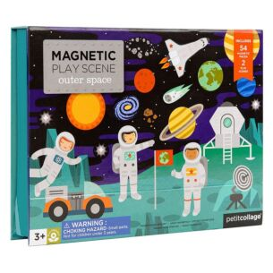 'Outer Space' Magnetic Play Scene