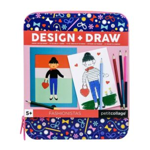 Design & Draw Fashionistas Creation Set