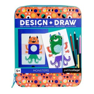 Design & Draw Monsters Creation Set