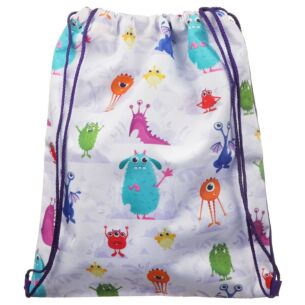 Monstarz Monster Drawstring Bag