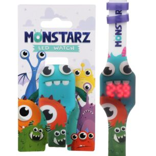 Monstarz Monster Silicone Digital Watch