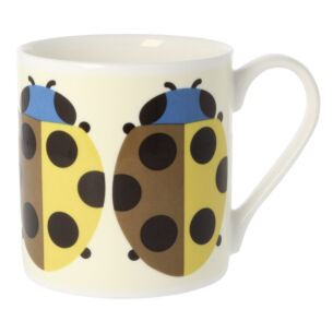 Orla Kiely Lady Bug Nutmeg Large Mug