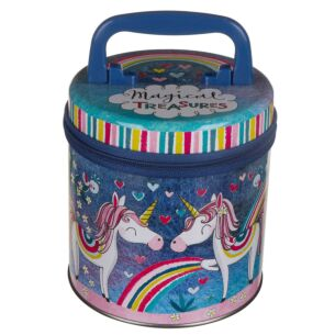 Magical Treasures Zipped Tin