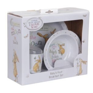Guess How Much I Love You Breakfast Set
