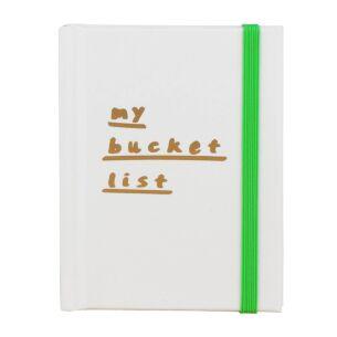 'My Bucket List' Password Book