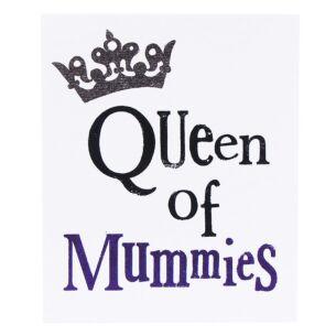 Queen Of Mummies Card