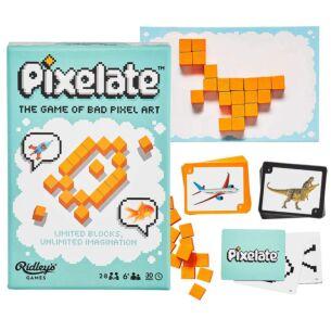 Ridley's Pixelate Pixel Art Game