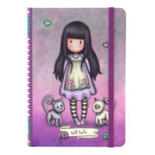 Gorjuss Tall Tails Hardcover Notebook