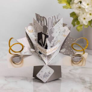 Wedding Pop-Up Card