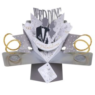 Wedding Pop-Up Card