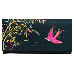 Swallows Travel Jewellery Pouch