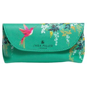 Sara Miller Hummingbird Glasses Case