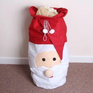 Jumbo Santa Christmas Sack