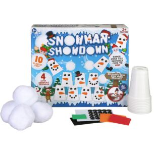Snowman Showdown