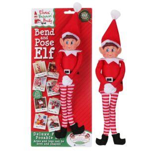 Elves Behavin Badly Bend and Pose Elf - Boy