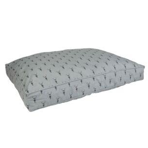 Sophie Allport Highland Stag Mattress Dog Bed - Large