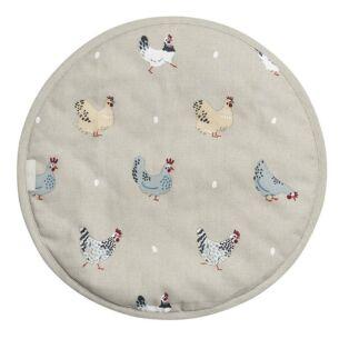 Lay A Little Egg Circular Hob Cover
