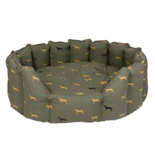 Sophie Allport Fab Labs Cosy Dog Bed - Extra Large